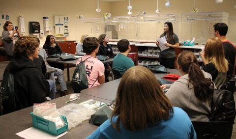 Pharmacy Technology Classroom
