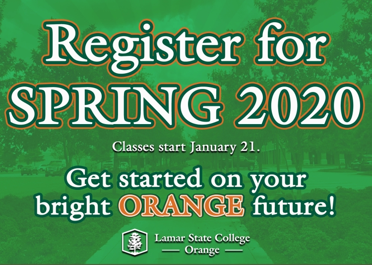 Lamar Free Fair 2020.Lamar State College Orange