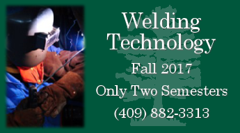 Welding Technology, Fall 2007, Only Two Semesters, (409) 882-3313
